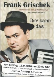 Frank Grischek neu